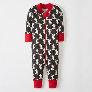 Hanna Andersson 50 Disney Mickey Mouse Sleeper